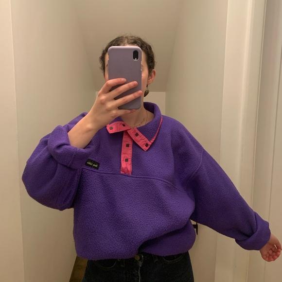 Oversize vintage hoodie